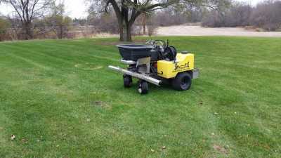 Hometown Lawn Care Spreader